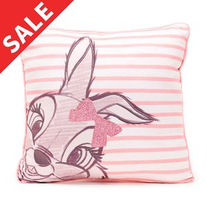 Disney Store Miss Bunny Cushion, Bambi