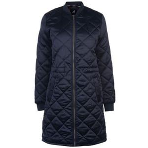 Kangol Long Bomber Jacket Ladies