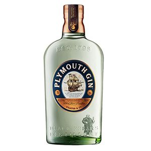 SAVE £5 - Plymouth Original Strength Dry Gin 70cl. ***4.8 STARS*** FREE DELIVERY