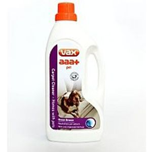 Vax 1.5L AAA Pet Carpet Cleaning Solution Free C&C