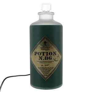 Harry Potter Potion Bottle Mood Light at Amazon & Robert Dyas