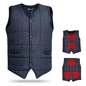 Electric Heated Vest USB Winter Heated