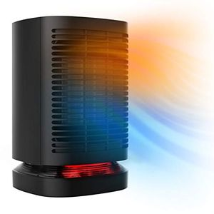 DEAL STACK - Portable Fan Heater (40% + £7 Voucher)