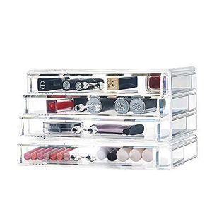 50% OFF!!!( with 3£ Coupon) Makeup Organise Drawers - Organise Your Cosmetics