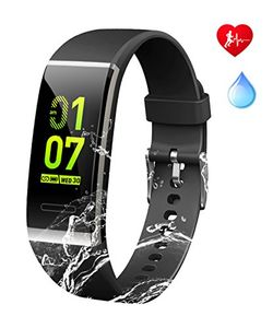 Heart Rate Monitor Activity Tracker with Pedometer