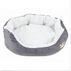 Cat Bed - Grey