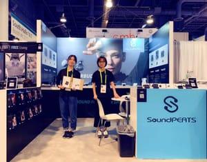Free Soundpeats Wireless Headphones