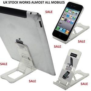 Tablet iPhone Desk Stand Holder Mobile Phones
