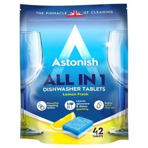 Astonish Dishwasher Tablets