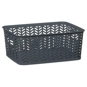 Chevron Storage Basket