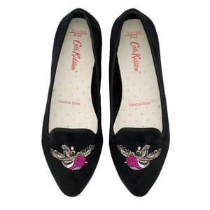Cath Kidston Robin Patch Shoe