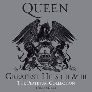 LOVE QUEEN? The Platinum Collection Greatest Hits 3 CD Box Set (Remastered)
