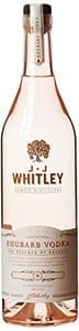 JJ Whitley Rhubarb Vodka, 70 Cl