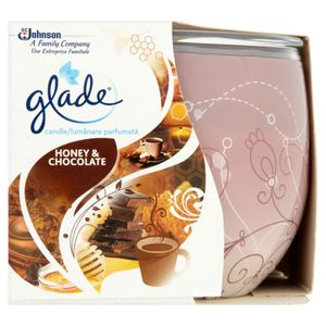 Glade Candle Honey and Chocolate 120g