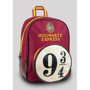 Harry Potter OFFICIAL MERCHANDISE Hogwarts Express 9 3/4 Backpack