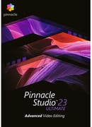Pinnacle Systems: The #1 Selling Video Editing Software logo