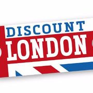 Discount London logo