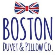 Boston Duvet & Pillow Co. logo