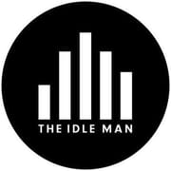 The Idle Man logo