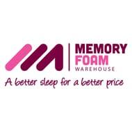 Memory Foam Warehouse logo