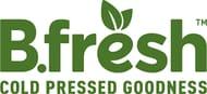 B-fresh logo