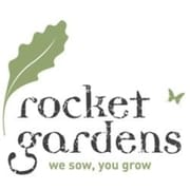 Rocket Gardens logo