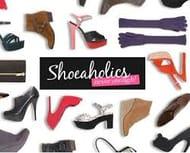 Shoeholics logo
