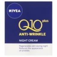 Nivea Q10 Plus Anti-Wrinkle Face Night Cream 50ml