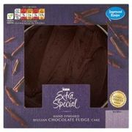 ASDA Belgian Chocolate Fudge Cake Discount