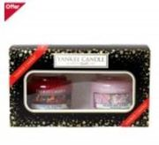 YANKEE-CANDLE-CHRISTMAS-JAR-CANDLE-GIFT-SET SAVE £6 @ Boots