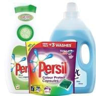 Half Price Fabric Conditioner, Washing Liquid and Capsules at Tesco
