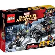 Lego superheroes: Avengers hydra showdown discount