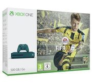 Xbox One S 500GB Blue Console and FIFA 17 Save £20