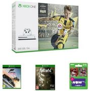 Xbox One S Fifa 17 Bundle + 2 games & Now TV Cinema Pass