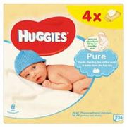 Best Price for Huggies Pure Multipack Wipes