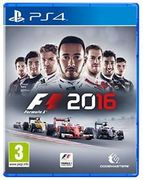 F1 2016 for PS4. Only a few left at this price!
