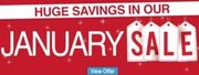 Magazines Direct January Sale - save around 50% on subscriptions!