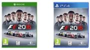 F1 2016 for PS4 and Xbox One