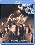 Firefly (Complete Boxset) on Blu-Ray