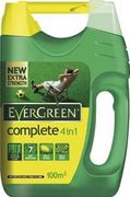 Get Ready For Spring! EverGreen Complete 4-in-1 Lawn Care. 1/3 OFF