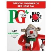 PG Tips 240S Pyramid Teabags Save £3