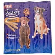 BUTCHER'S 5PK MEATY CHICKEN TREATS 50p