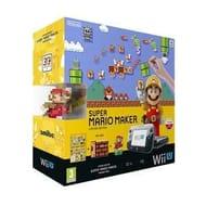 Nintendo Wii U 32GB w/Mario Maker, Pro Controller, Mario + Bowser Amiibos (Used)