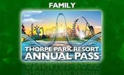Thorpe park anual pass based on buying 4