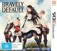 Bravely Default (Nintendo 3DS) (Australian Import, Compatible with UK 3DS)