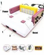 Nintendo Famiclone Game Console w/ 2 Controllers + 400-in-1 Game Cartridge