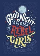 NEW! Good Night Stories for Rebel Girls. Hardcover