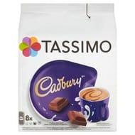 Tassimo Cadburys Hot Chocolate Voucher PK8