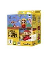 Super Mario Maker: Special Edition Inc. Amiibo + Artbook (Nintendo Wii U) [Used]