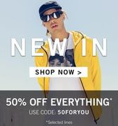Be Very Very Very Very Quick! And Get 50% Off !!